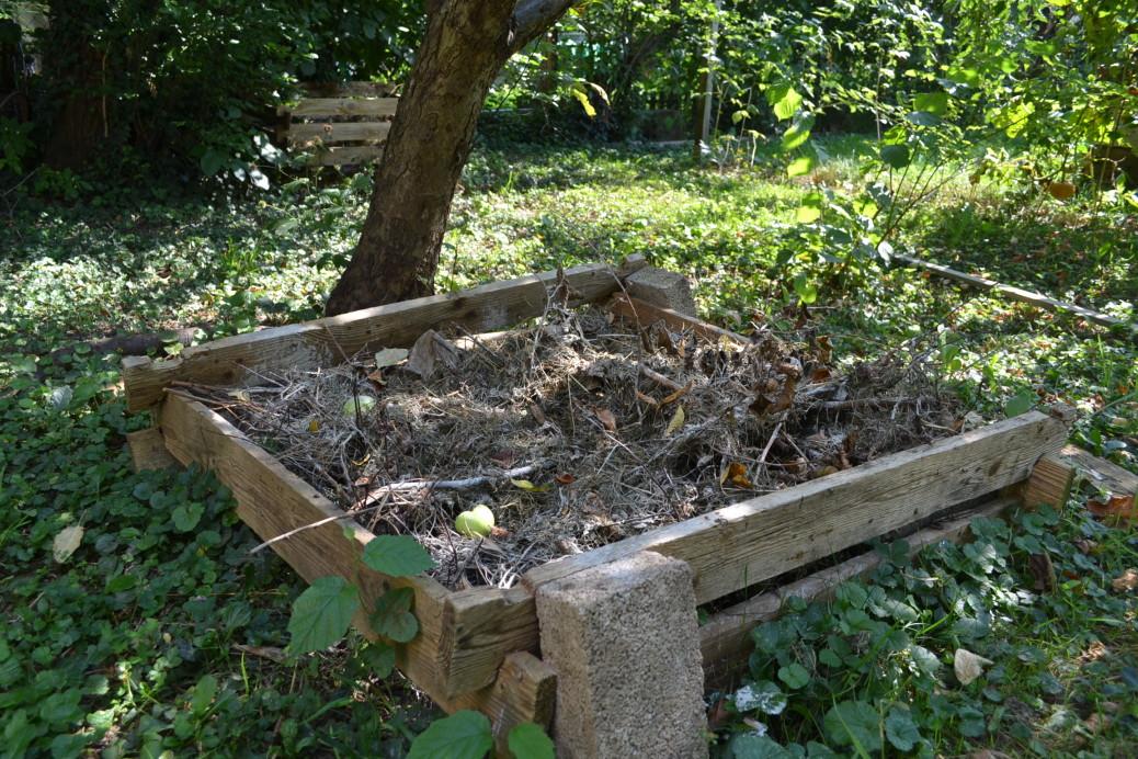 Kompost für Flächenkompostierung