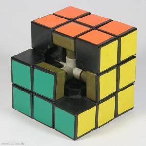 Rubikscube-offen