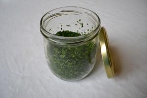 Schraubglas