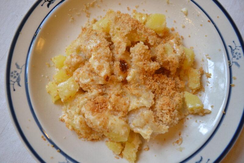Delmonico Kartoffeln