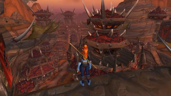 World of Warcraft Orgrimmar