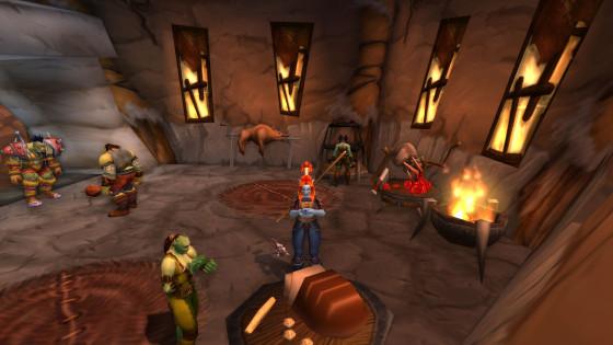 World of Warcraft Kochkunst