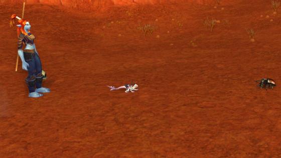 World of Warcraft haustierkampf