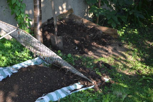 Kompost / Dünger aus dem eigenen Garten